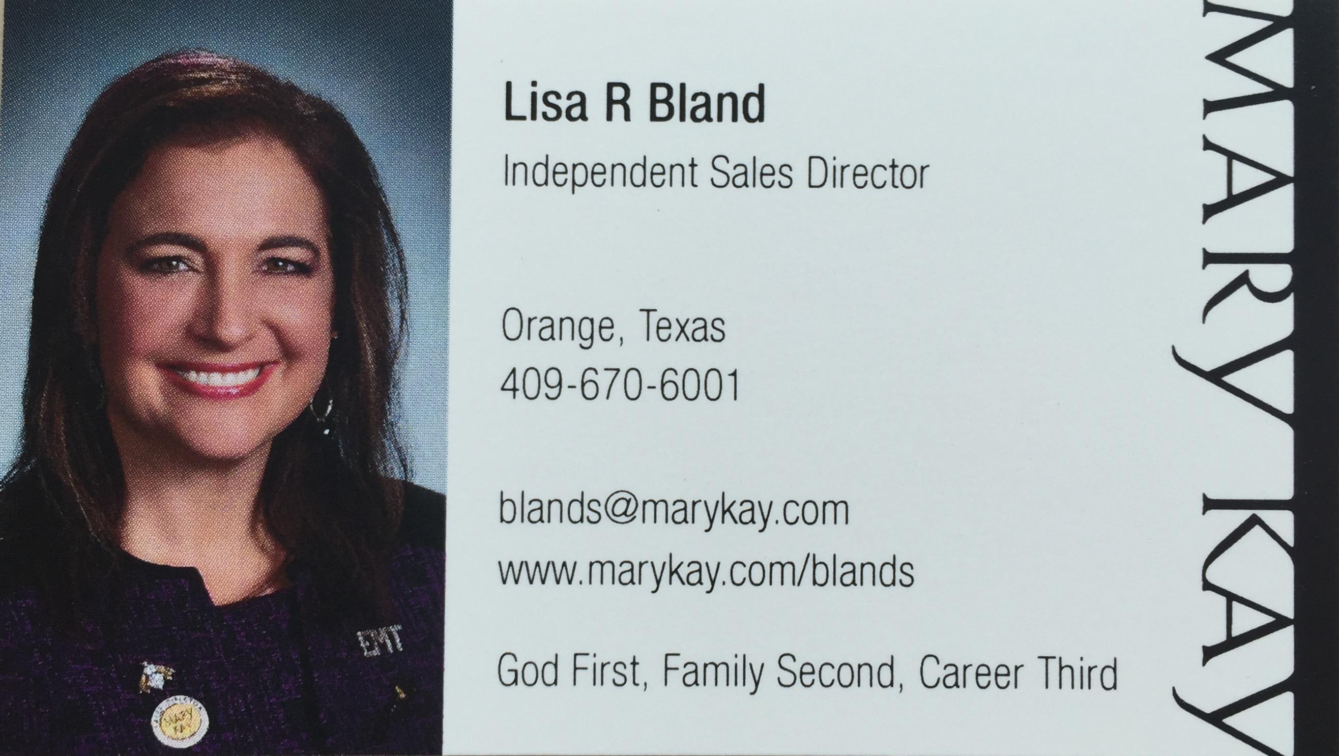 Lisa Bland Works A Mary Kay Business & Homeschools - You Can, Too!