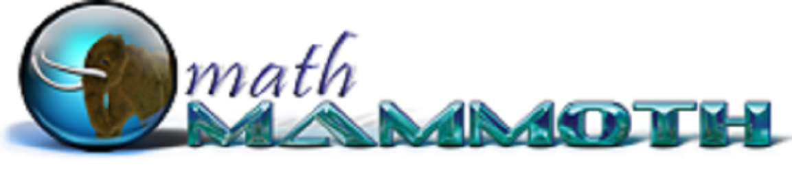 Free Math Assessment at Math Mammoth