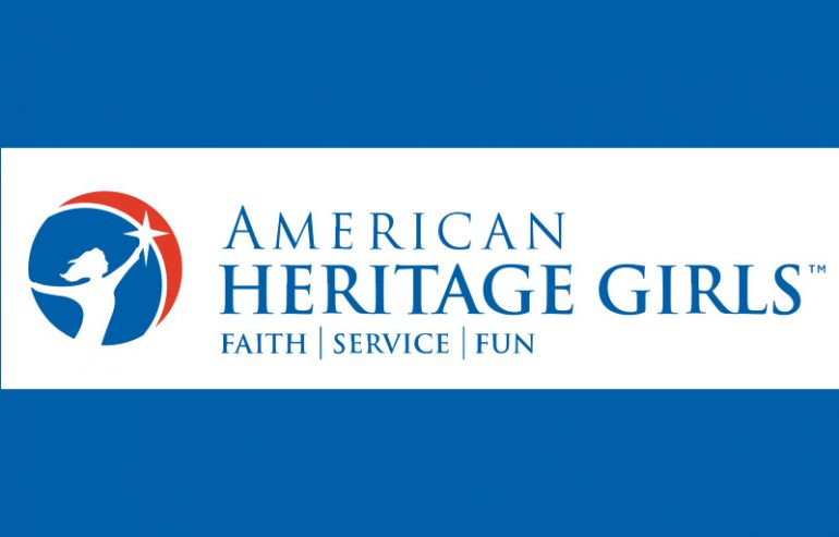 American Heritage Girls--Building Women of Integrity